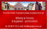 Logo turystyczny Toruń