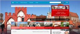 Strony www Toruń - strona główna serwisu turystycznego
